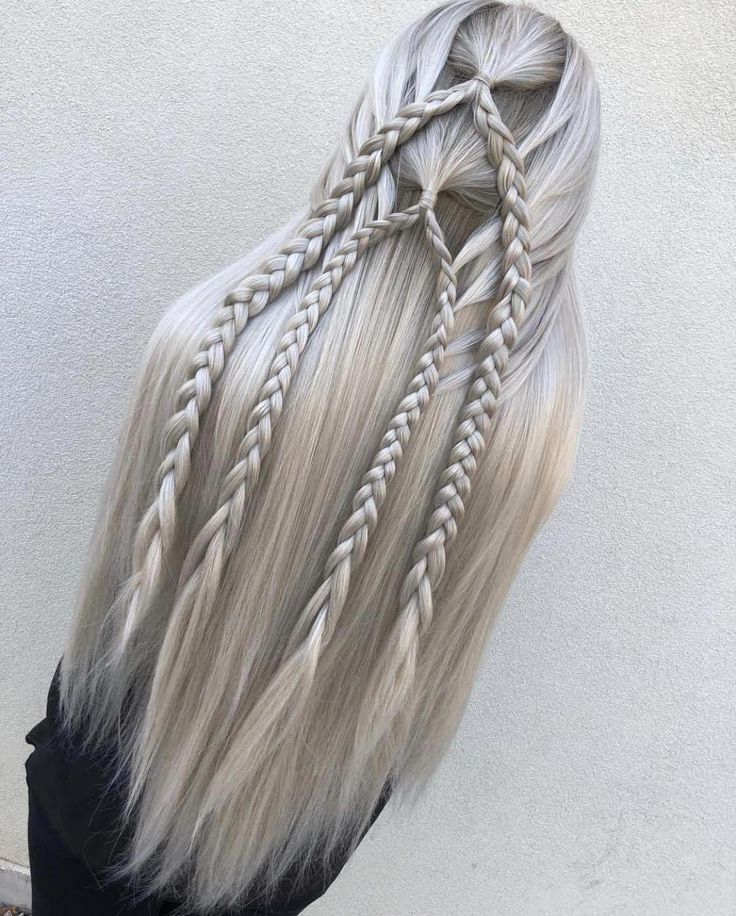 Peinados trenzados fabulosos #Fabulous #Peinados #Braided #Diyfrisuren