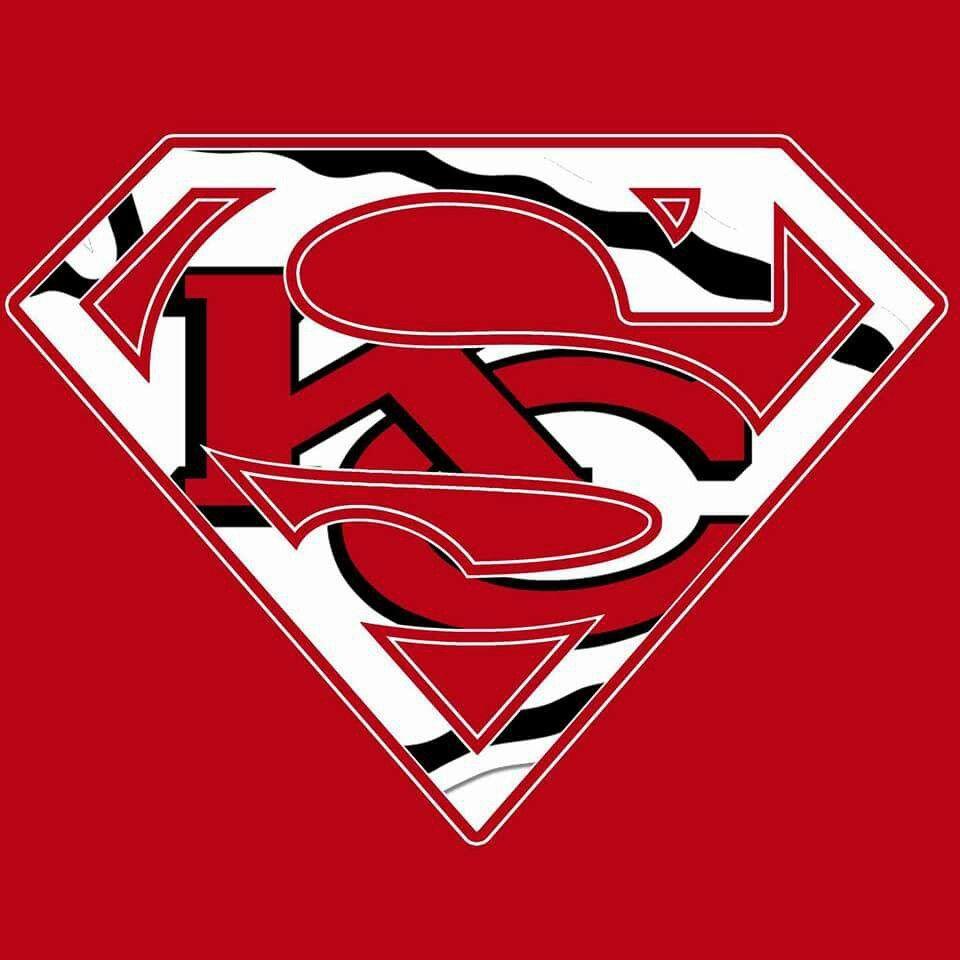 Kansas City Chiefs Supermen Would Male An