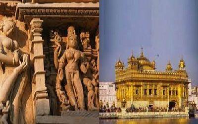 #GoldenTriangle With #Khajuraho Varanasi 10 Days Holiday #TourPackage @Rs 19,999 at http://www.joy-travels.com/package-details/261-golden-triangle-with-khajuraho-varanasi