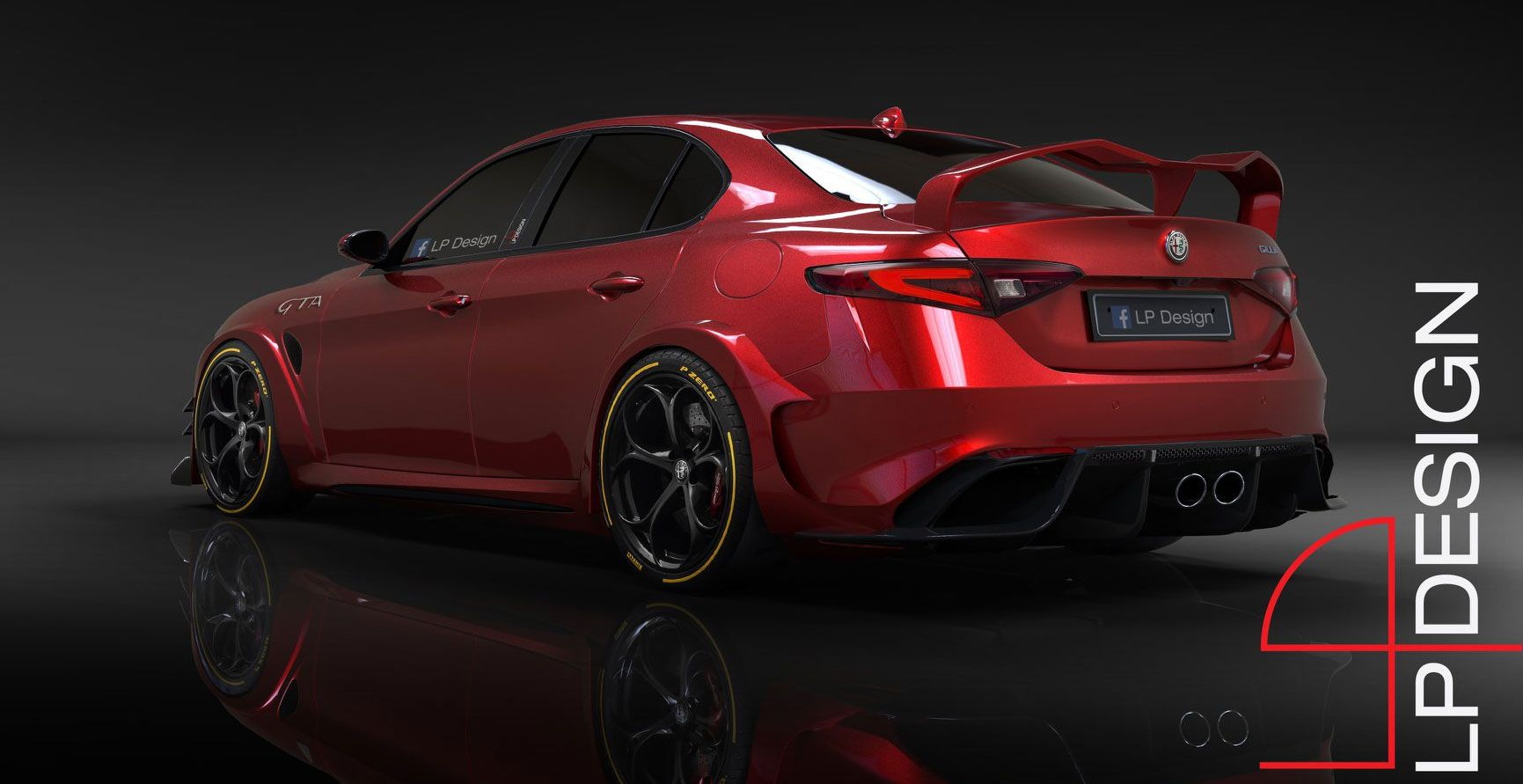 Oh Yes Alfa Romeo Is Indeed Going To Reveal A Giulia Gta And Gtam