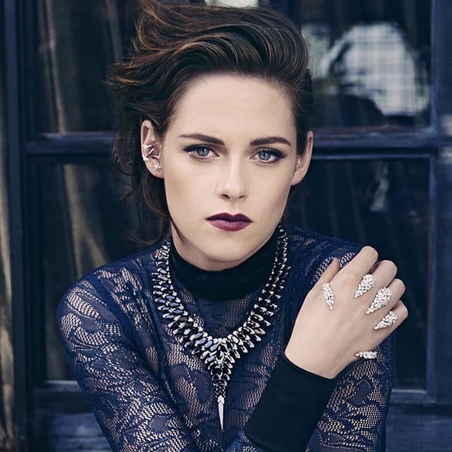 PopSugarPopSugar Kristen Stewart é assumidamente sexy em MarieClaireMag . -