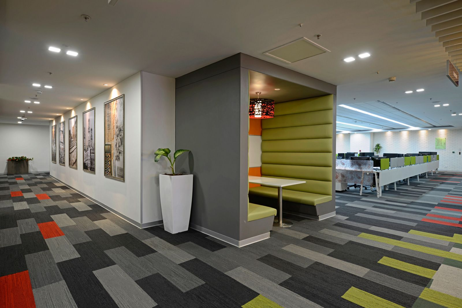 Coolest Office Design pegasystems-office-design-1 | interface | pinterest | office