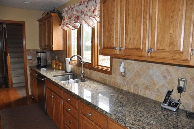Kitchen Designs, Awesome Granite Countertop Backsplash Ideas Perfect To Use  In Any Kitchen Design And