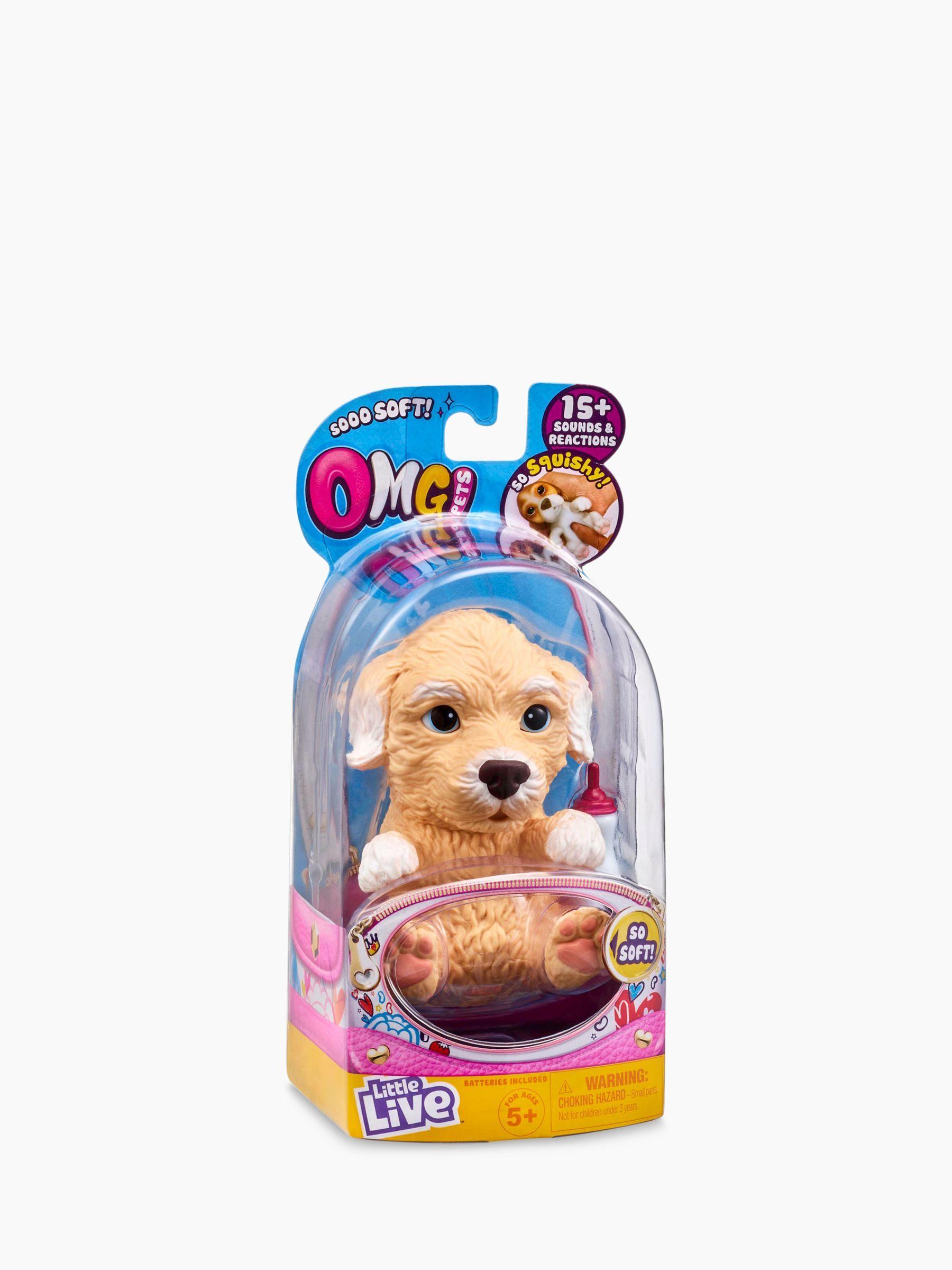 Little Live Omg Interactive Pets Assorted Pets Little Live