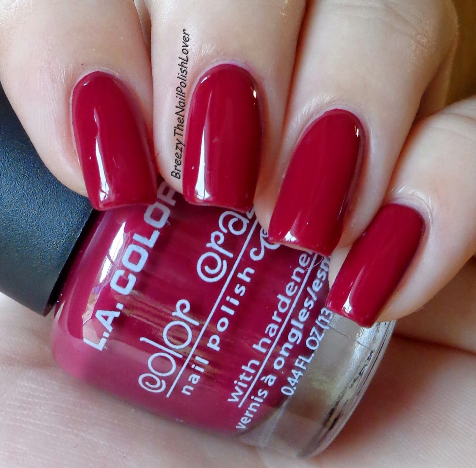 BreezyTheNailPolishLover: NEW L.A. Color Nail Polish Review and ...