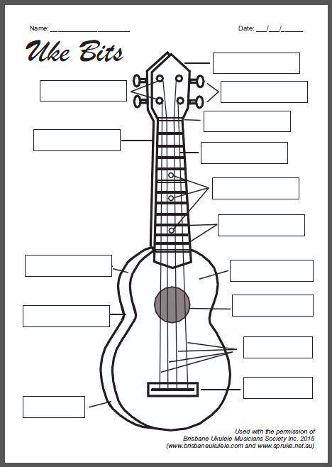 kidsspruke resources ukulele resources pinterest music rh pinterest co uk uke string diagram Ukulele Strings Tuning