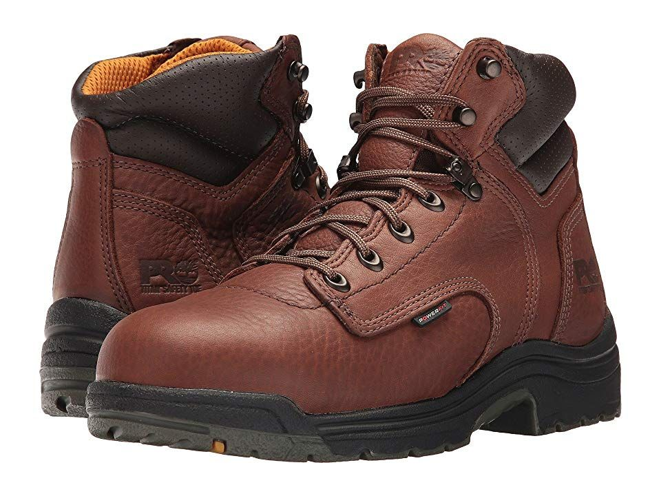 Timberland PRO TITAN(r) 6 Alloy Safety Toe Men's Work Lace