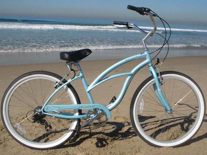 Firmstrong Urban Lady 7 Speed Women S 26 Beach Cruiser Bike Bicyclettes Bicyclette Maude