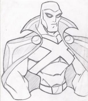 Martian Manhunter By Icemaxx1 Heroe