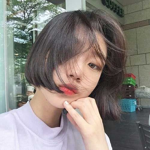 10 Korean Bob Hair Bob Haircut And Hairstyle Ideas Short Hair Styles Shot Hair Styles Bob Hairstyles