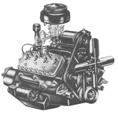 1938 - 48 Ford Flathead V8 Specs | INSPIRATION | Ford trucks