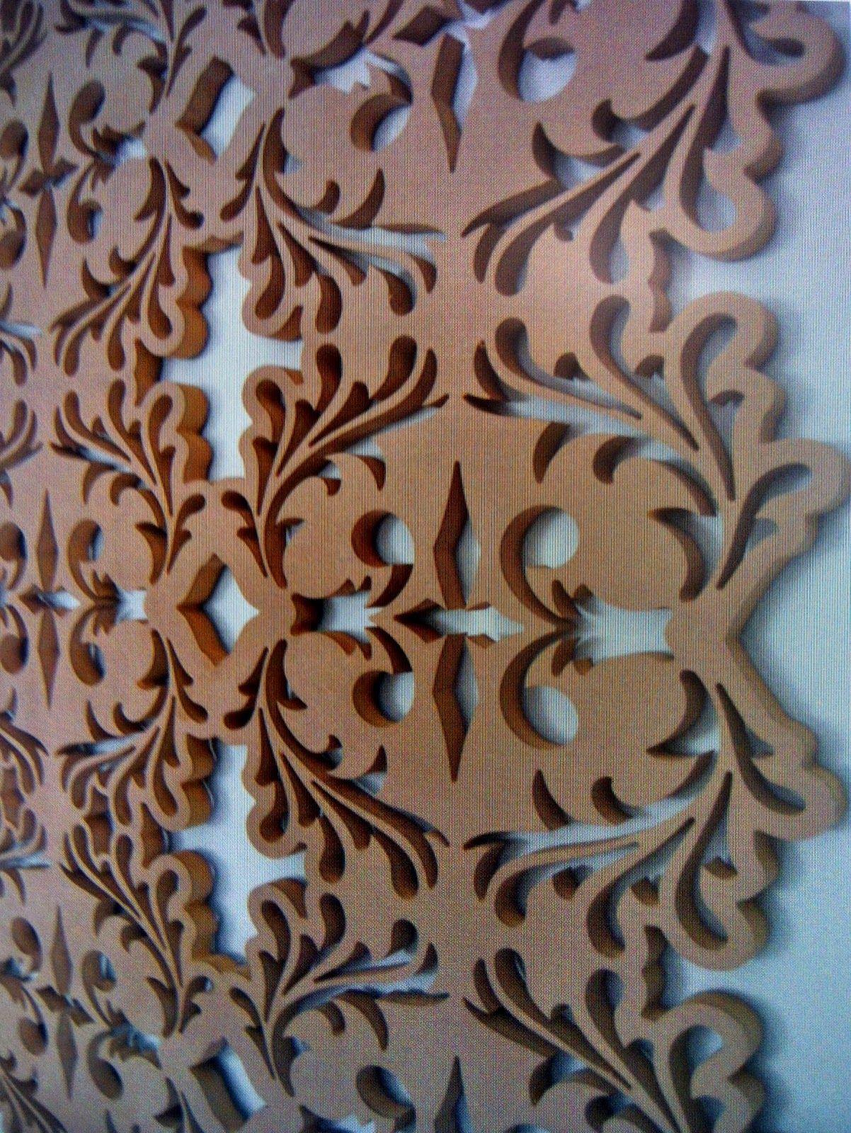 Tatiana Doria: Cabeceros de madera troquelada | cabezal_headboard ...