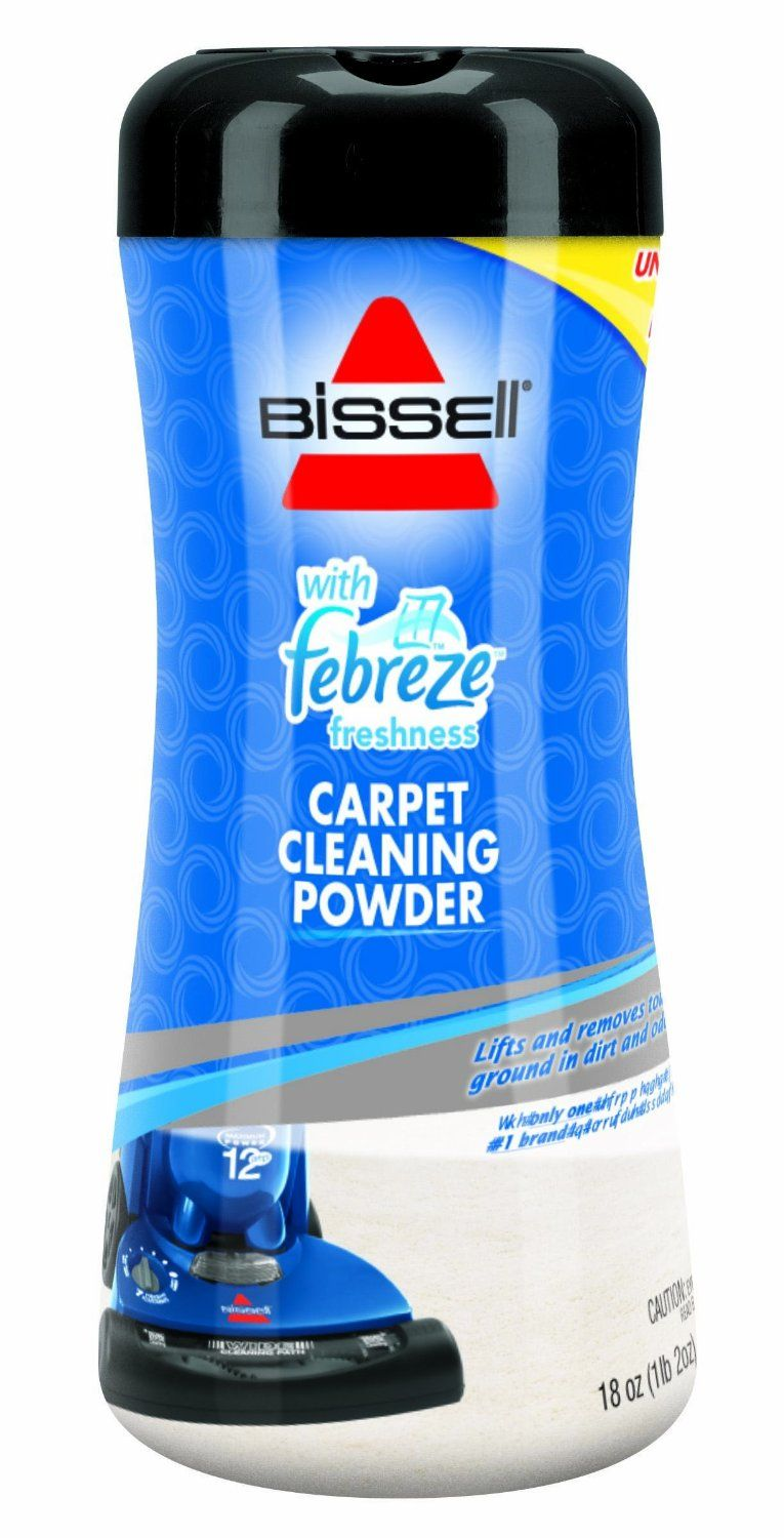 BISSELL with Febreze Freshness Carpet Cleaning Powder