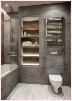 15 Best Apartment Bathroom Remodel Ideas On A Budget That Will Inspire You 00002 In 2020 Small Bathroom Makeover Best Bathroom Designs Small Bathroom