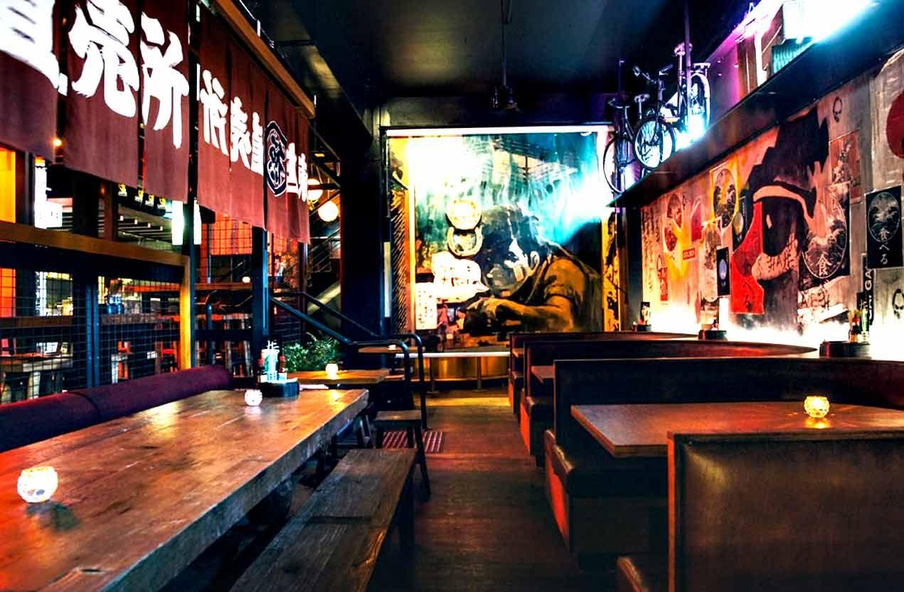 Heya Bar, Fortitude Valley, Brisbane QLD Australia
