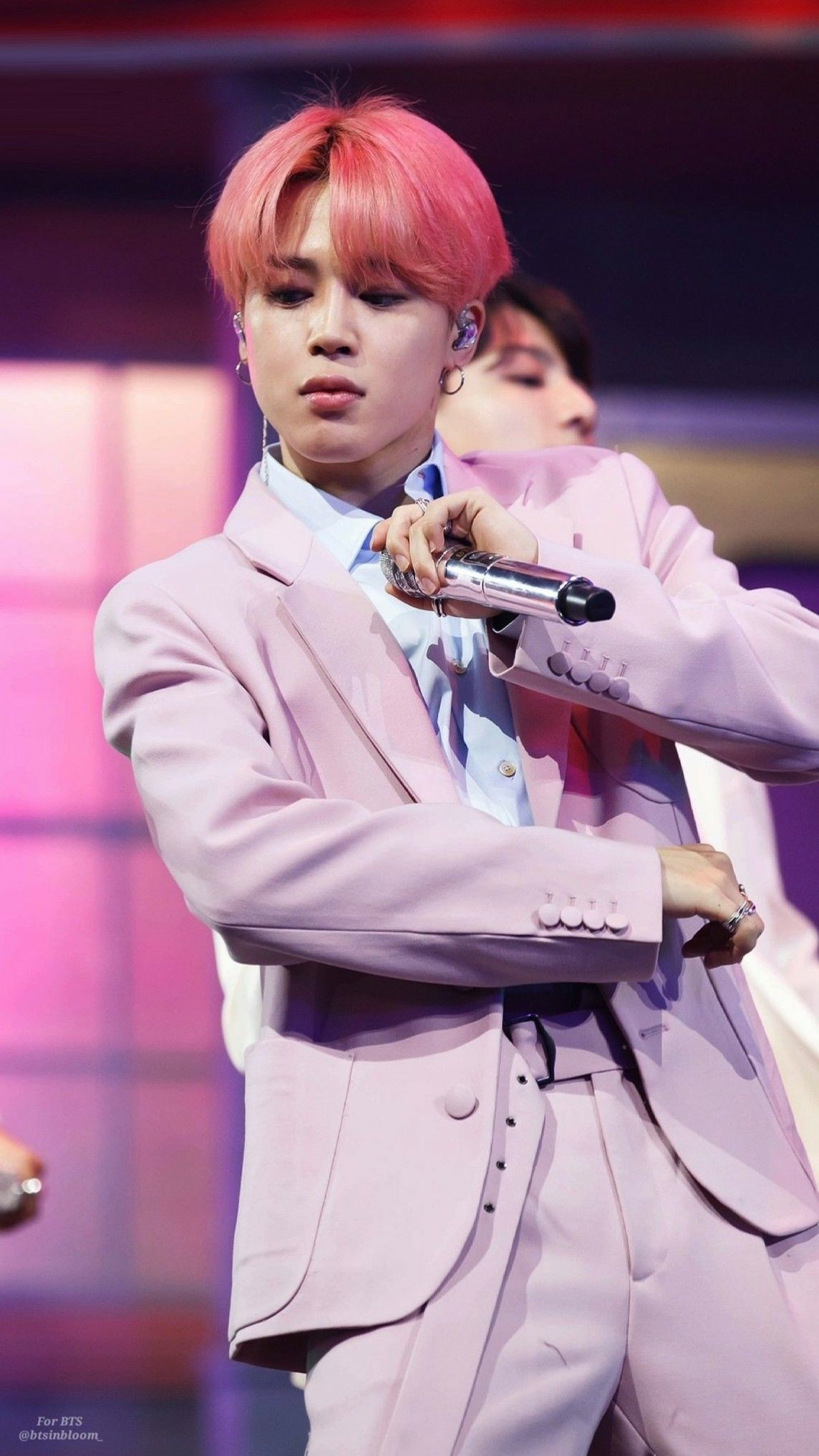 Naver X Dispatch Hd Jimin Boy With Luv Wallpapers Jimin Bts Jimin Park Jimin Bts