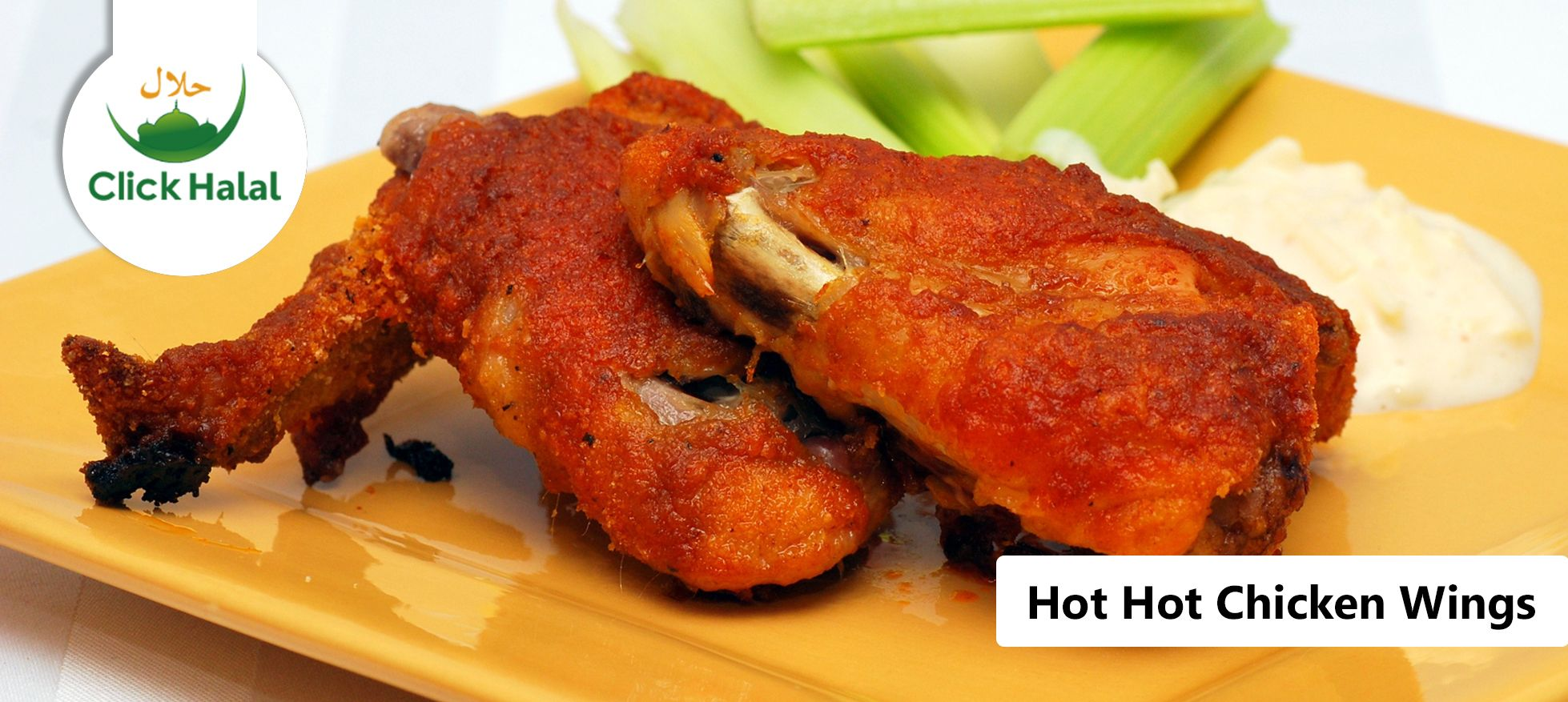 Pin By Click Halal On Click Halal Chicken Wing Sauces Chicken Wings Meatless Chicken