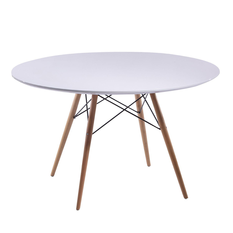 Mesa TENDAR 120 (Mesa de Jantar) - DSW Cadeiras de design, mesas de design, móveis de design, Modern Classics, Contemporary Designs...