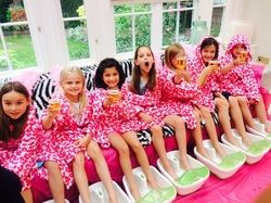 Childrens Pamper Parties Birmingham Are Available With Sofias - Childrens birthday parties in birmingham