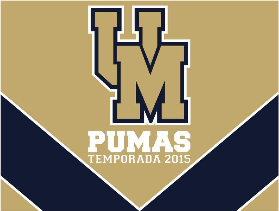 PUMAS CU temporada 2015