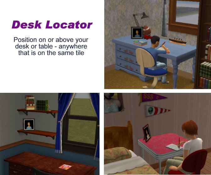 Put Your Homework Away Properly No More Lost Homework Claim A Desk Per Child And Homework Is Put On That Desk Everytime Sims House Homework Desk Sims