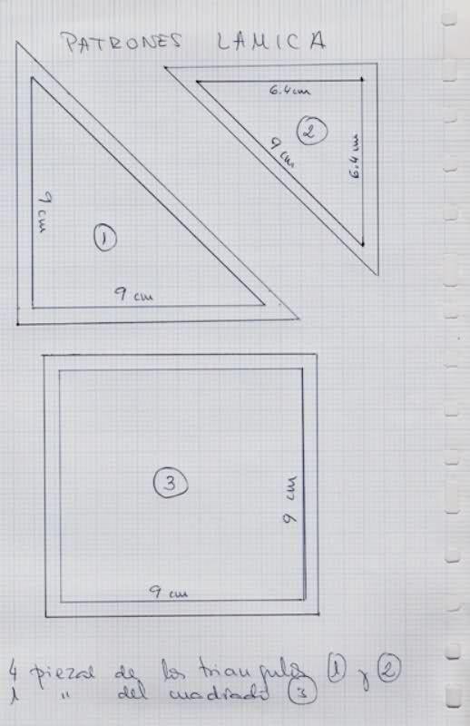 Patrones de colchas de patchwork gratis imagui quilt - Patrones para colchas de patchwork ...