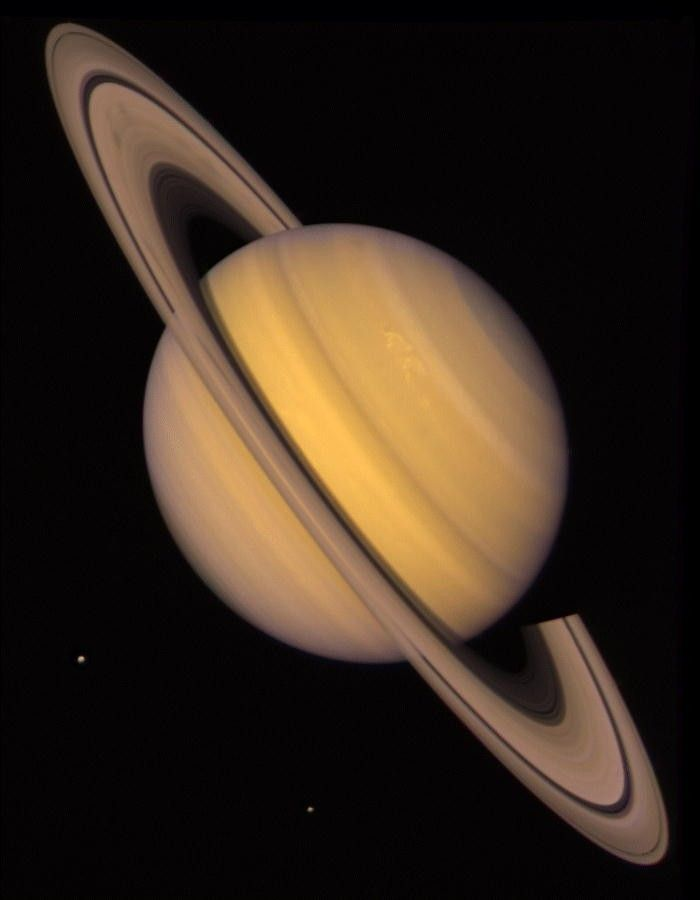 Saturn Is The Sixth Planet From The Sun And The Second Largest Planet In The Solar System After Jupiter Named After The Roman Go Planets Saturn Planet Saturn
