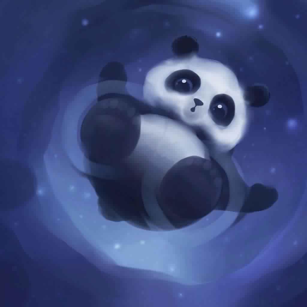 iPhone X 4K WallpapersCute Panda Wallpaper 4k Desktop Hd