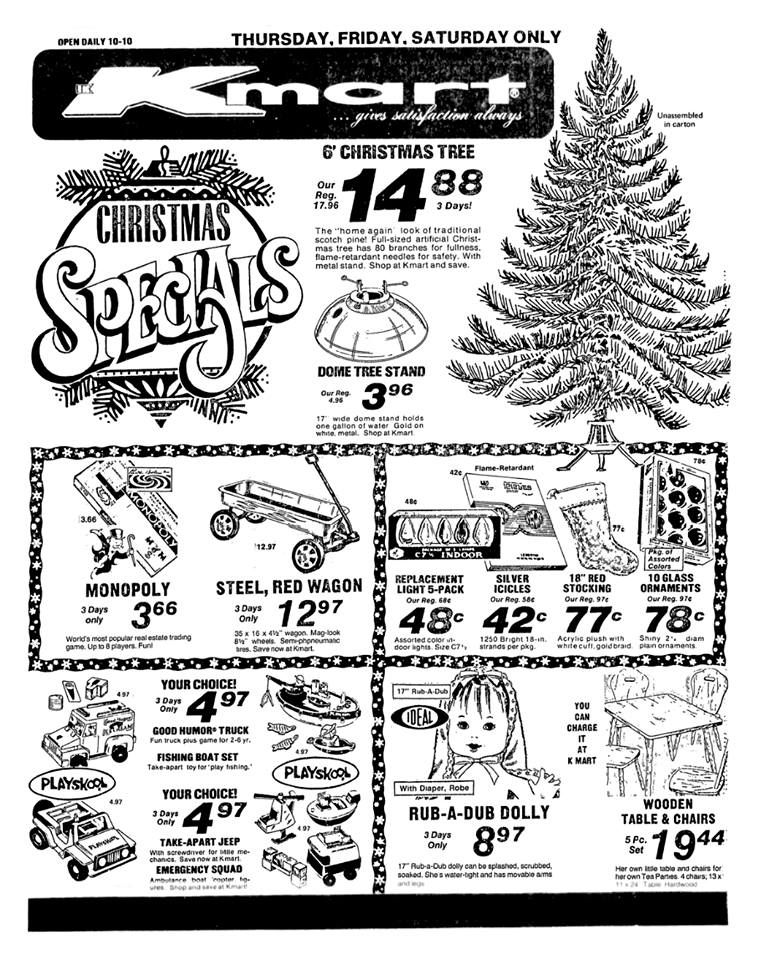 kmart christmas specials december 1975 back in the day Perfume Advertisements kmart christmas specials december 1975