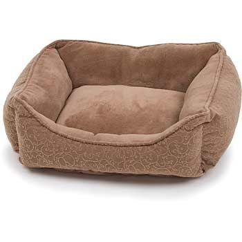 Petco Brown Puffy Cat Box Bed Cat Box Box Bed Petco