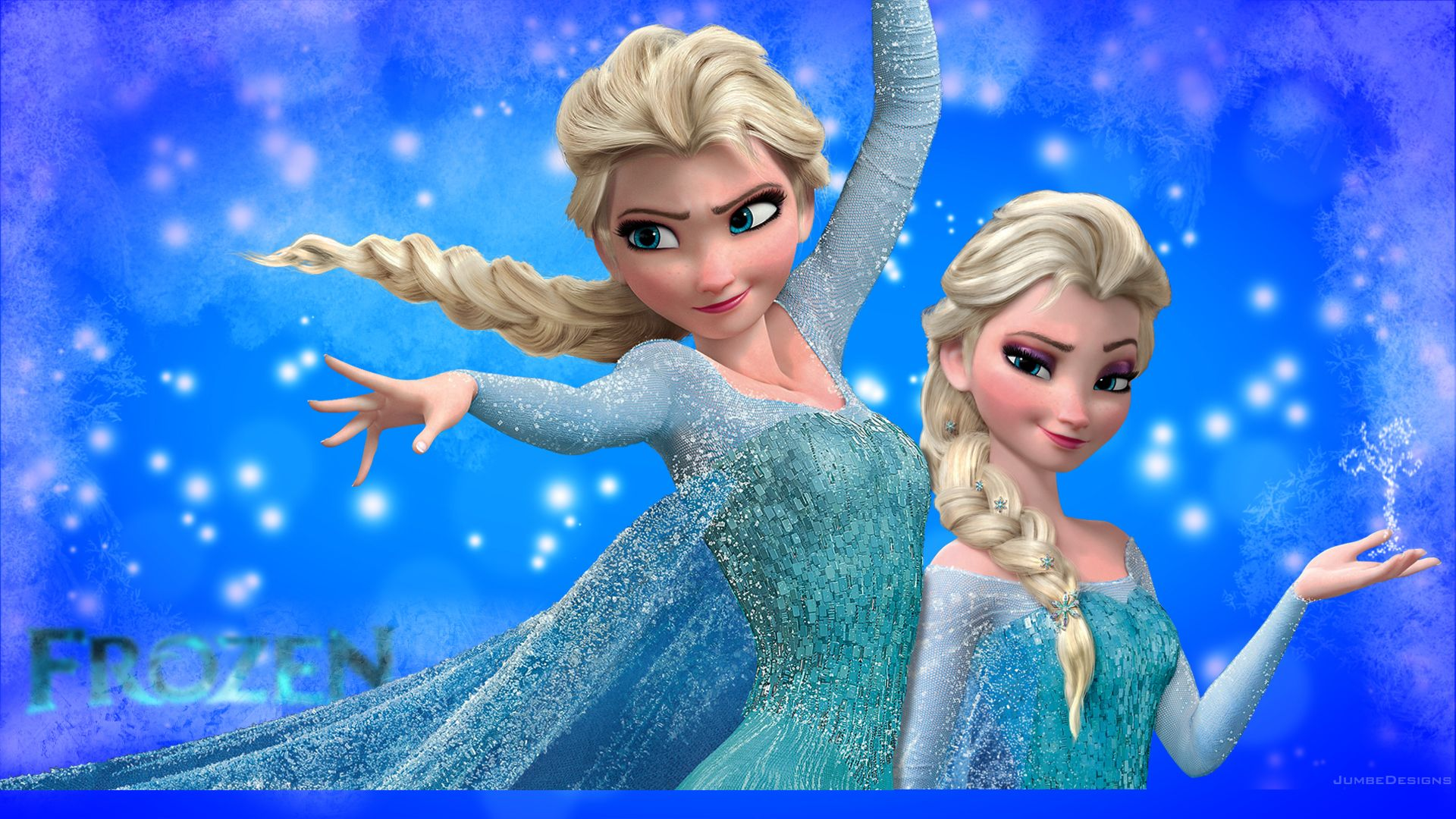 Frozen Elsa Wallpapers