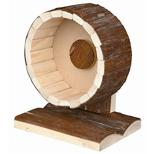 Natural Living Exercise Wheel for Mice & Dwarf Hamsters