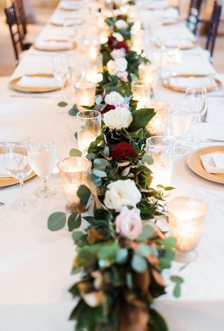 Photo of Guirnalda de flores para bodas como decoración: ¿cómo se puede usar?