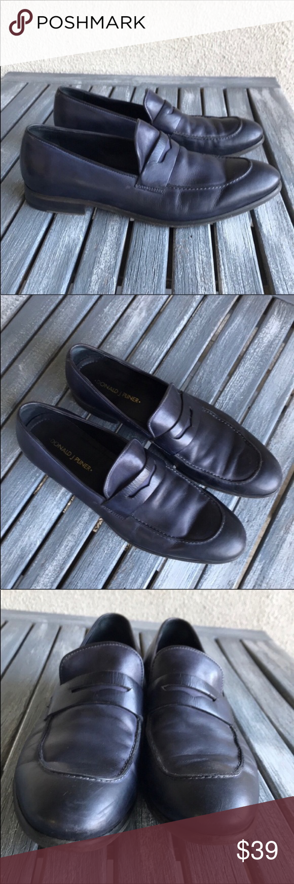 I just added this listing on Poshmark: Donald J. Pliner Blue Loafers. #shopmycloset #poshmark #fashion #shopping #style #forsale #Donald J. Pliner #Other