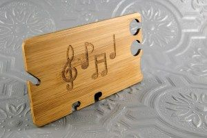 The Bamboo Card Sans Headphones Diy Projects Adornos