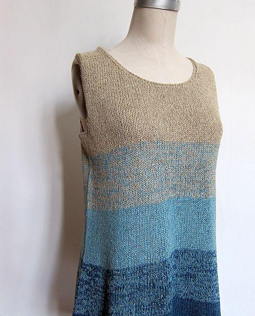 Sleeveless Tops Knitting Patterns Tricot Knitting Patterns And Yarns