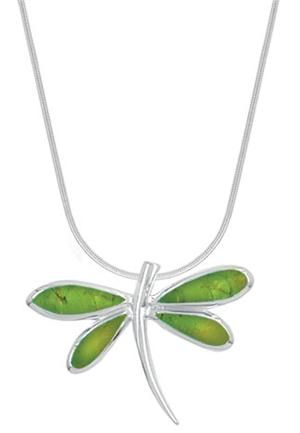 green turquoise sterling dragonfly pendant   dragonfly necklace green turquoise previous in jewelry next in jewelry