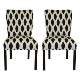 Sole Designs Julia Chaz Dining Chairs (Set of 2) | Overstock™ Shopping - Great Deals on Sole Designs Dining Chairs