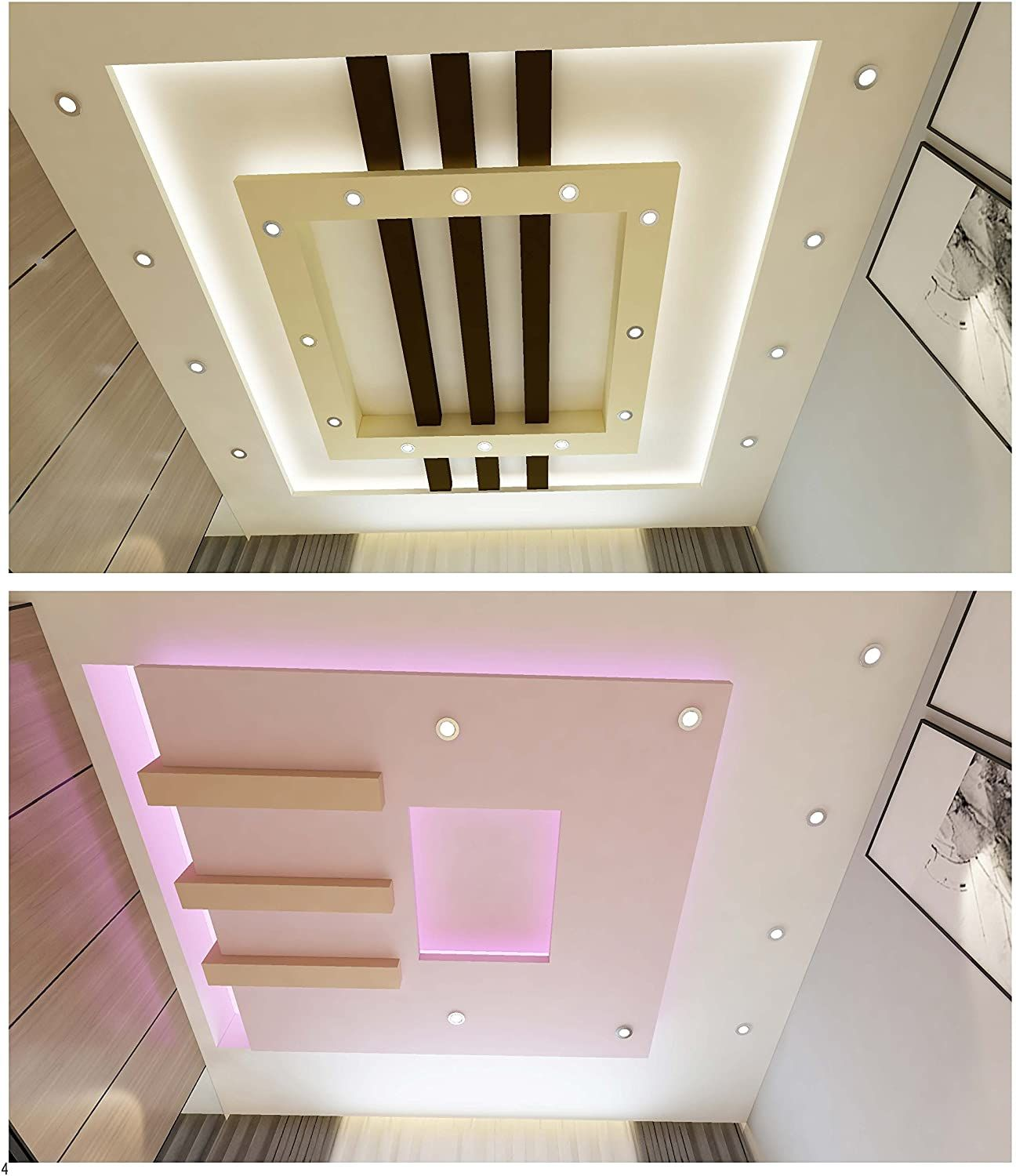 Buy Contemporary Ceilings Vol 9 Book Online At Low Prices In I