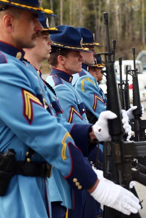 f5751973784 Alaska State Troopers Honor Guard