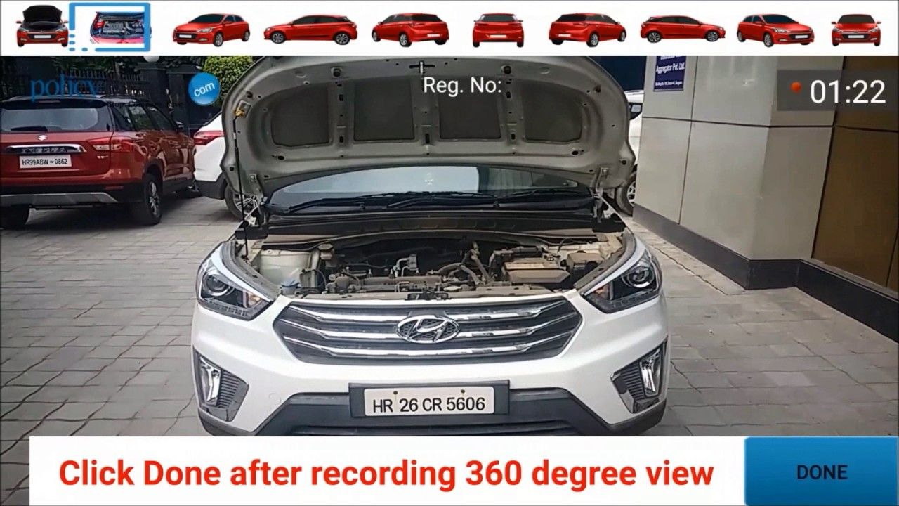 Self Car Inspection Demo Video In Hindi Policybazaar In 2020