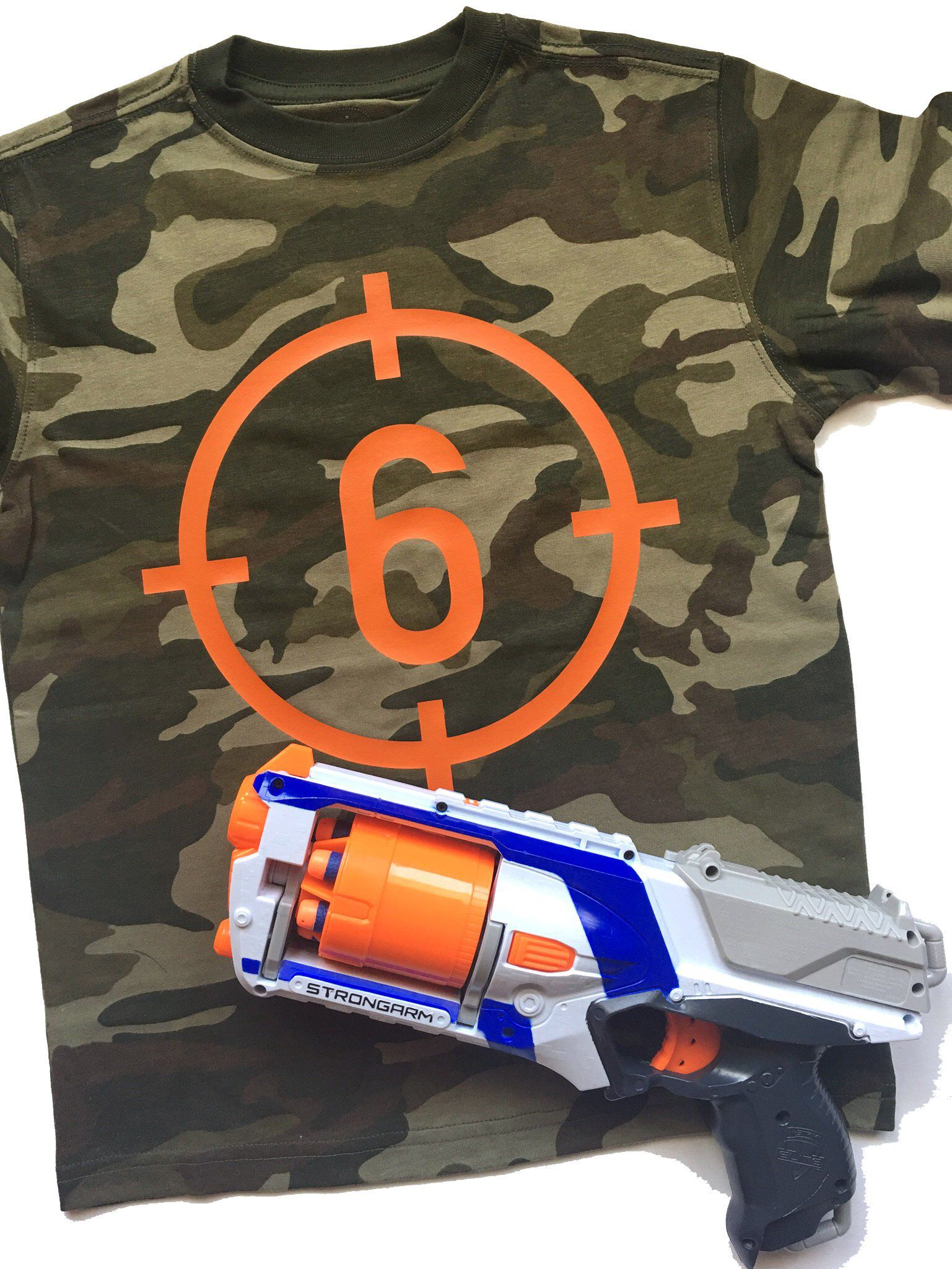 3ac6471303 Shooting Birthday Shirt - Target Shirt - Bullseye Birthday Shirt - Party  Shirt - Kids Shirt
