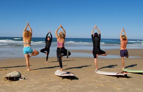 ultimate yoga class