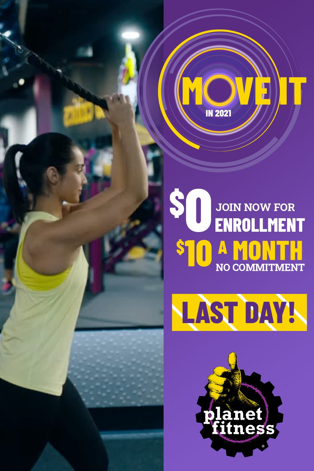 Join Now For 0 Enrollment Ends 2 11 In 2021 Planet Fitness Workout Planet Fitness Gym Gyms Near Me