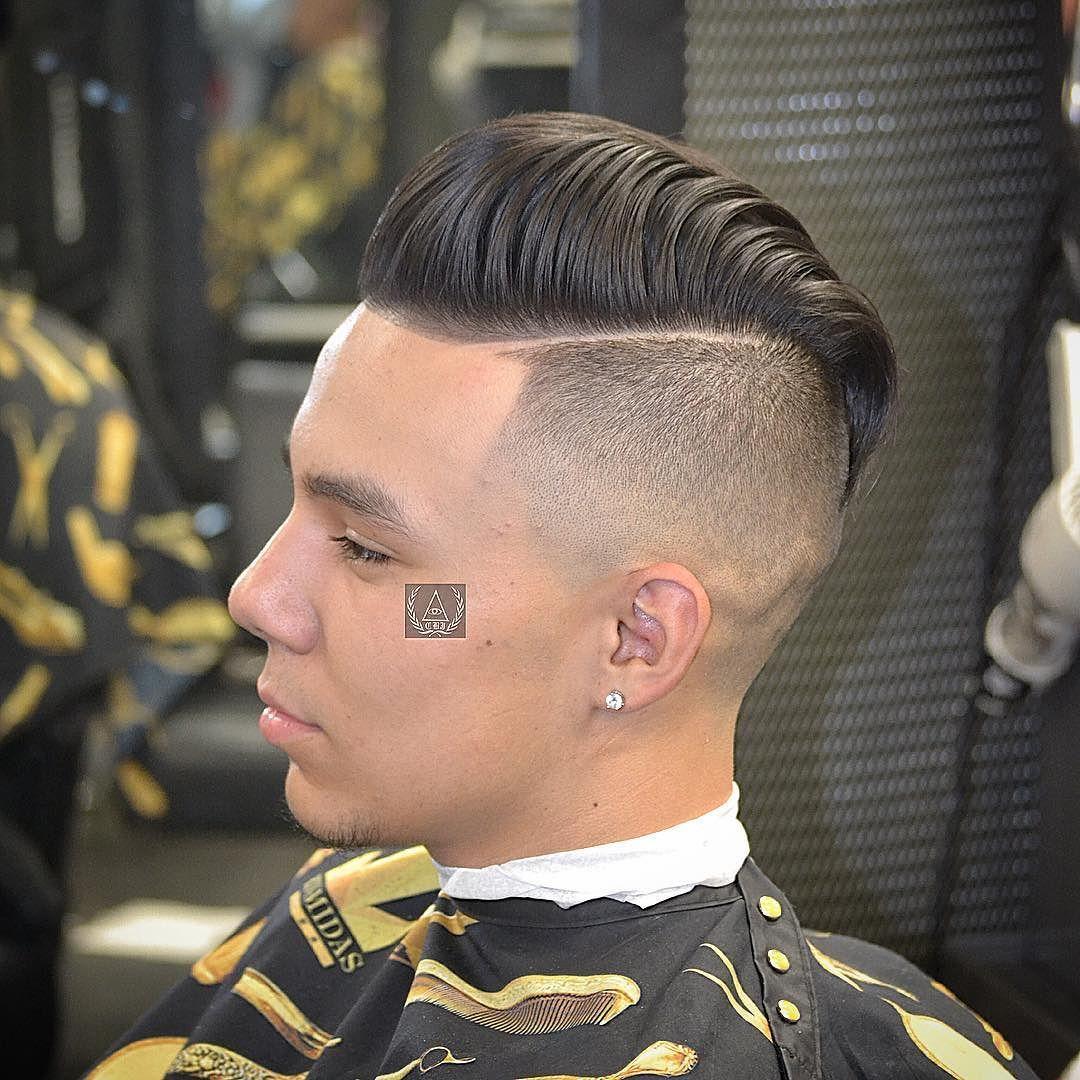Haircut by cutsbyjohnny http://ift.tt/1KKL57F #menshair #menshairstyles #menshaircuts #hairstylesformen #coolhaircuts #coolhairstyles #haircuts #hairstyles #barbers