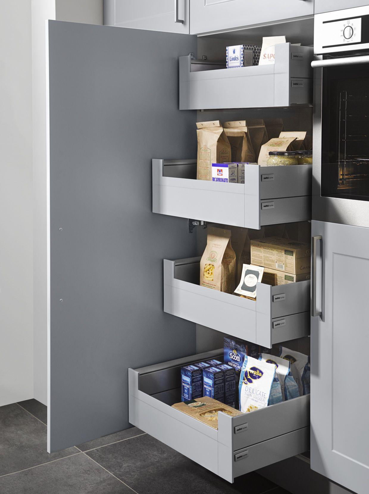 Bildergebnis Für Vorratsschrank Küche