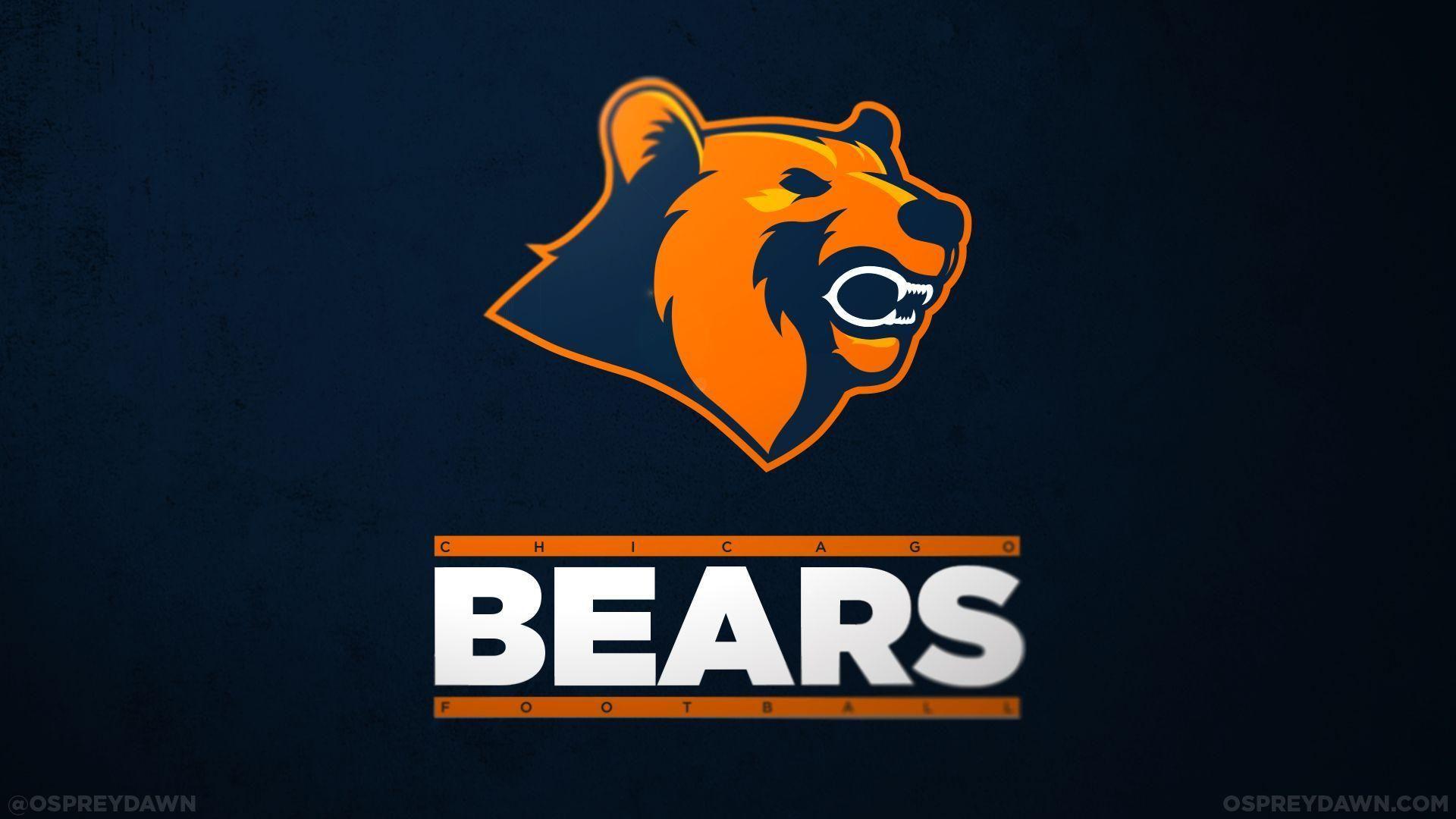 Bears Logo Chicago Bears Wallpapers 2016 Wallpaper Cave Chicago Bears Wallpaper Nfl Logo 32 Nfl Teams