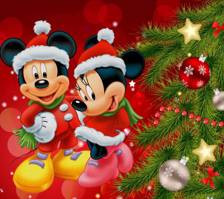 Download Disney Christmas Wallpaper by _MARIKA_ 0c