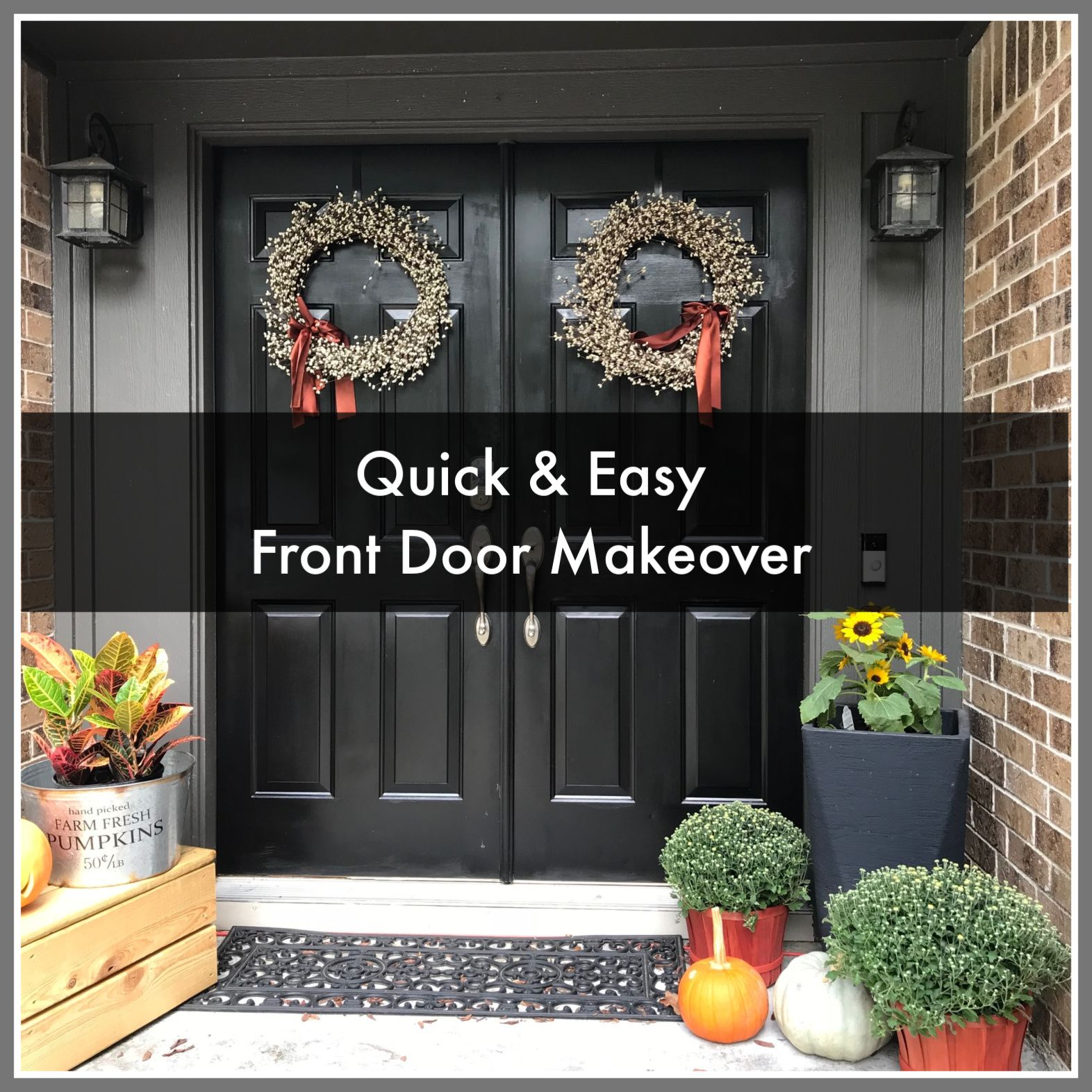Front Door Makeover Modern Masters Paint Colors Exterior Best Brand