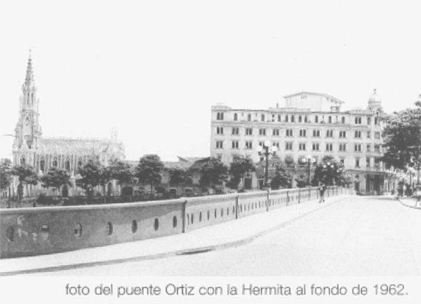 Puente Ortíz. Mauricio EspinosaFOTOS ANTIGUAS SANTIAGO DE CALI